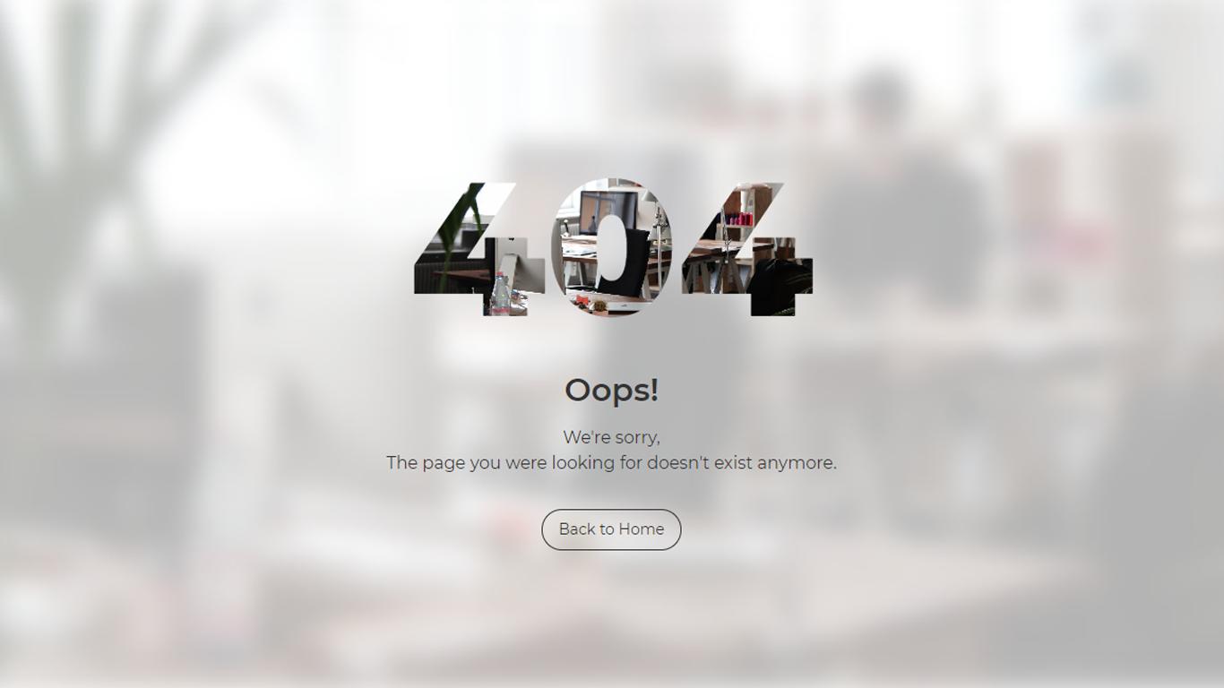 Erratum - 404 Error Pages - 9